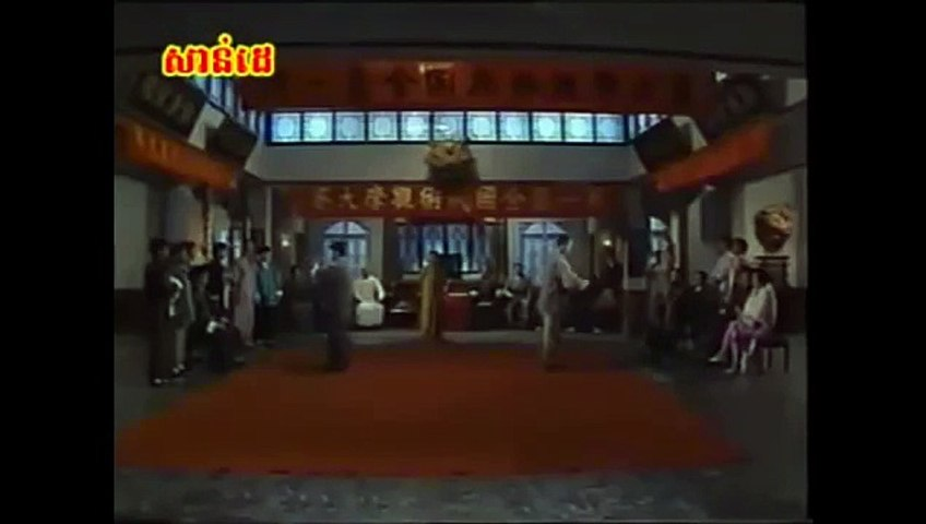 Chinese National Fighter Final Championship ✤ Donnie Yen ✤ កុំកុំ Komkom | Godialy.com