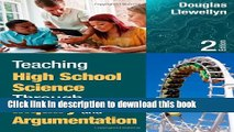 [Download] Teaching High School Science Through Inquiry and Argumentation Kindle Online