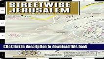 [Popular Books] Streetwise Jerusalem Map - Laminated City Center Street Map of Jerusalem, Israel -