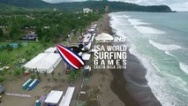 WORLD SURFING GAMES, JOUR 5, JEUDI 11 AOUT 2016