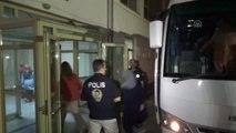 Fetö/pdy Operasyonu - Gözaltına Alınan 25 Kişi, Sağlık Kontrolünden Geçirildi - Uşak