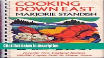 Books Cooking Down East: Favorite New England Recipes Free Online