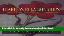 Karen Casey: Fearless Relationships: Simple Rules for Lifelong Contentment
