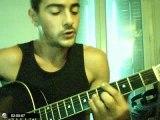 guitare Tryo serre moi