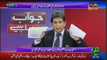 Dr Danish Shows The Evidence that Mahmood Achackzai is Indian Agent