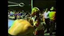 Midnight Express/Jim Cornette vs Rock and Roll Express/Hacksaw Duggan (Mid South 1984)