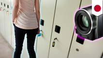 小学校校長が女性教諭用の更衣室に盗撮用カメラ