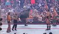 Undertaker & Batista vs John Cena & HBK full and real match wwe raw smackdown 20 6 2016