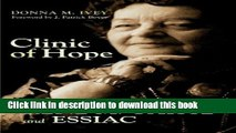 [Popular] Clinic of Hope: The Story of Rene M. Caisse and Essiac Paperback Collection
