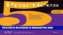 [Popular] 5 Practices for Orchestrating Productive Mathematics Discussions Kindle Free