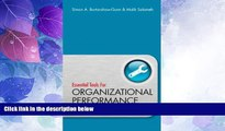 Must Have  Essential Tools for Organisational Performance: Tools, Models and Approaches for