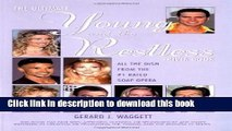 [Popular Books] The Ultimate Young and the Restless Trivia Book Full Online