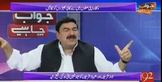 Sheikh Rasheed Talking About Nawaz Sharif's Father and Giving Reason Why Gen Raheel Sharif is Not goiig against this Govt..