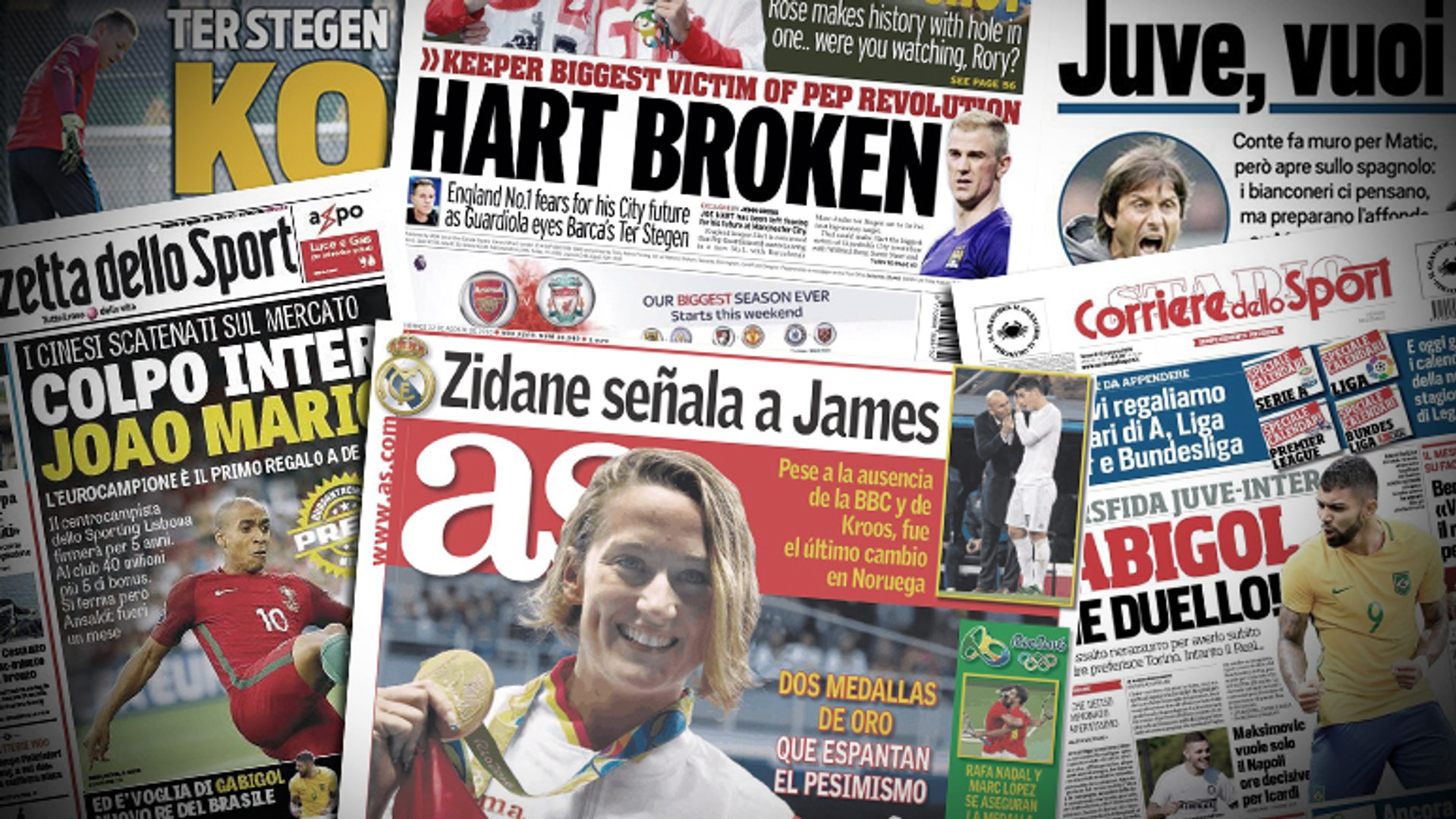 Retournement de situation pour James Rodriguez, une star sacrifiée par Chelsea