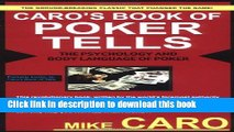 [Popular] Caro s Book of Poker Tells Kindle Collection