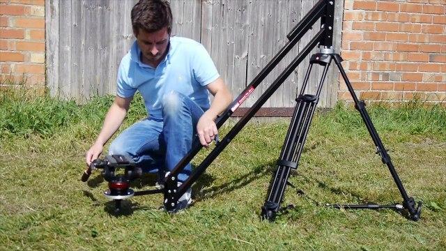Hague Camera Supports K5 Compact Pro Jib
