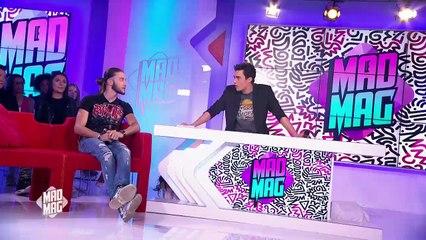 Le Mad Mag du 28/06/2016 - Emission 91 avec Tarek et Ridsa