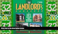 Big Deals  The Landlord s Handbook: A Complete Guide to Managing Small Investment Properties  Free