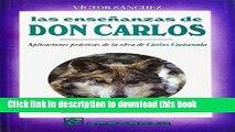 [Download] Las ensenanzas de Don Carlos (Spanish Edition) Kindle Collection
