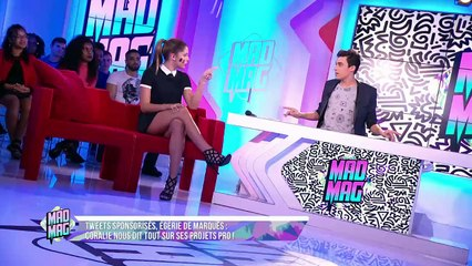 Le Mad Mag du 13/06/2016 - Emission 80 avec Coralie