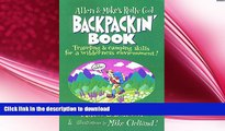 FAVORITE BOOK  Allen   Mike s Really Cool Backpackin  Book: Traveling   camping skills for a