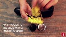 How To Shine Your Shoes ¦ Shoe Polishing Tips