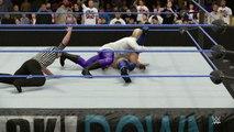 WWE 2K16 ken shamrock v gangrel