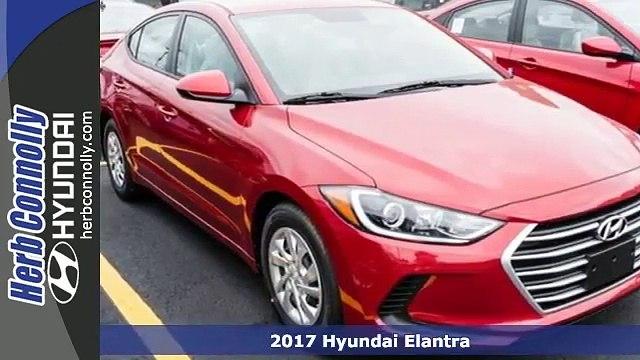 New 2017 Hyundai Elantra Framingham Boston, MA #14746