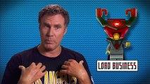 La Grande Aventure Lego - Interview Will Ferrell VO