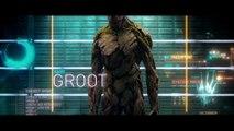 Les Gardiens de la Galaxie - Featurette Groot VO
