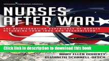 [PDF] Nurses After War: The Reintegration Experience of Nurses Returning from Iraq and Afghanistan