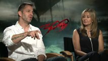 300 : Naissance d'un Empire - Interview Zack Snyder et Deborah Snyder (1) VO
