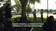 Captain America : Le Soldat de l'Hiver - Making Of VOST