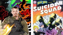 Who The F*ck is Rick Flag: 'Suicide Squad' in 60 Seconds