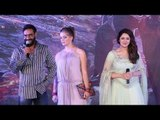UNCUT Shivaay Official Trailer Launch   Ajay Devgn, Sayyeshaa   Event Uncut