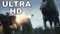 ROGUE ONE׃ A STAR WARS STORY Trailer #2 (4K ULTRA HD) Darth Vader Footage