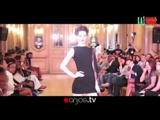 International Fashion, Lusofashion Paris Bakana Events Part 3 on La Mode Fashion Tube