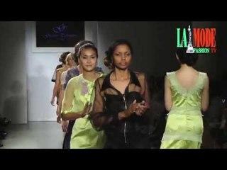 Part 3 Designer Gianni Tolentino Milano at Style 360, Spring Summer 2015 |  La Mode Fashion Tube