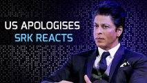 Shahrukh Khan Detained : US Apologizes To Shah Rukh Khan