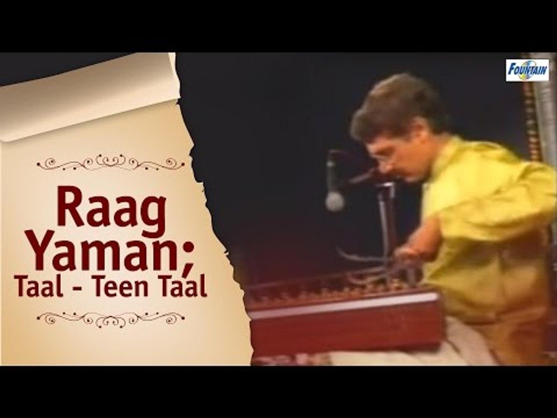 Raag Yaman | Taal - Teental | Live In Concert | Indian (Hindustani) Classical Music