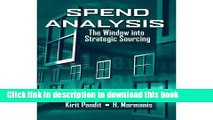 [Download] Spend Analysis: The Window into Strategic Sourcing Paperback Collection