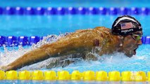 Michael Phelps wins 200M butterfly, captures 25th Olympic medal  Rio Olympics 2016