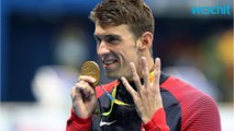 The Age Barrier Did Not Stop Phelps' From Winning Four Gold Medals