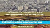 Ebook Economic Growth and Sustainable Development Free Online