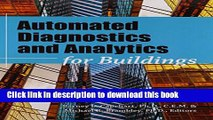 [Popular] Automated Diagnostics and Analytics for Buildings Hardcover Free