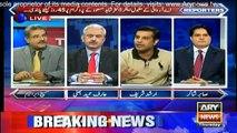 Absar Alam Pakistan ki Agencies ke Khilaf Jhoote Affidavit Dete Hain - Arshad Sharif Blast on Absar Alam