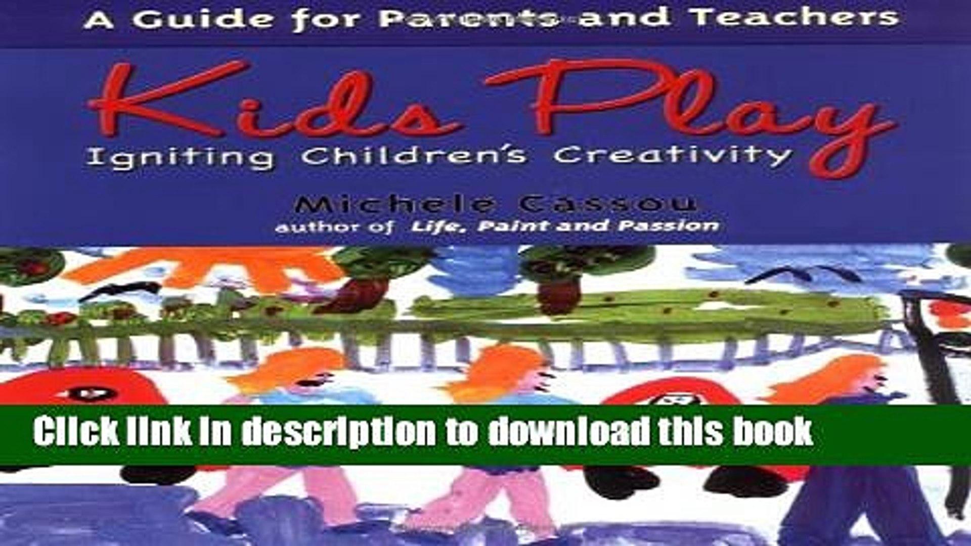 [Download] Kids Play Kindle Free