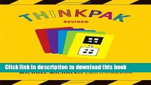 [Popular] Thinkpak: A Brainstorming Card Deck Paperback Collection
