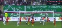 Lechia Gdańsk 3-2 Korona Kielce HD- All Goals & Highlights 08/12/2016