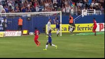 SC Bastia vs Paris Saint Germain Highlights